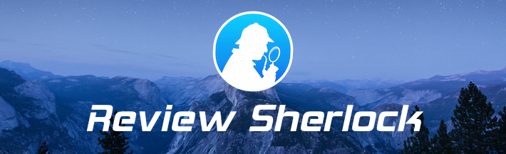 Review Sherlock Introduction