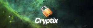 Cryptix encodes, decodes, compress, decompress, encrypts, decrypts files, datas, texts.